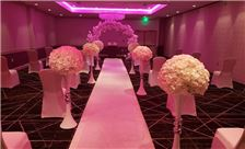 Wedding Ceremony at Holiday Inn Washington - College Pk
