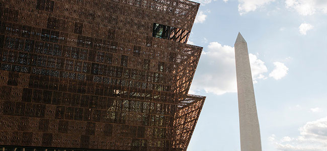 National Museum of African American History and Culture, Washington