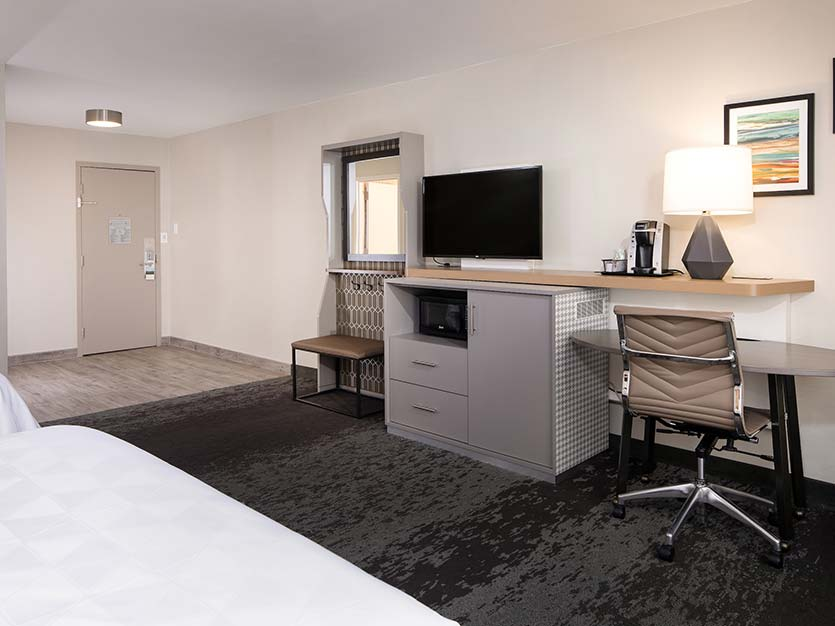 Holiday Inn College Park Offering Double/Double room