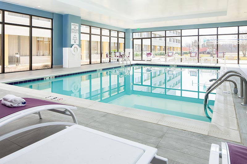 Indoor Pool at Holiday Inn Washington - College Pk (I-95)