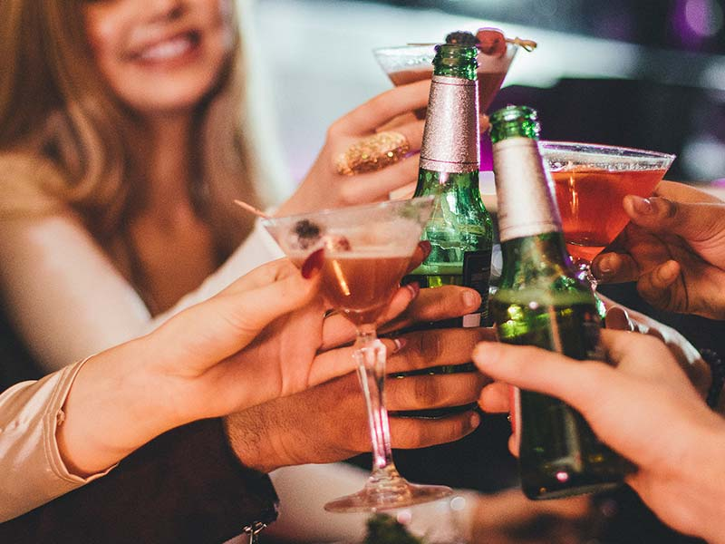 Private Parties at Holiday Inn Washington - College Pk